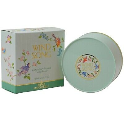 Prince Matchabelli Wind Song 113 g Extraordinary Perfumed Dusting Powder Puder