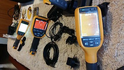 Thermographics Cameras Fluke Ti125, Ti100 & Tis20 New.