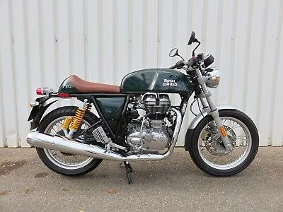 Royal Enfield Continental GT 535 ABS 38 km