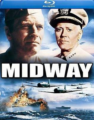 Midway [Blu-ray] New DVD! Ships Fast!