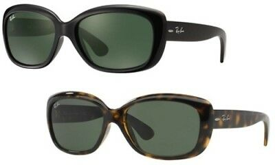 Ray-Ban Unisex Highstreet Jackie Ohh Sunglasses - Black