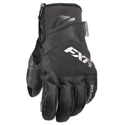FXR Transfer Short Cuff Glove Authentic Thinsulate Waterproof Snowmobile