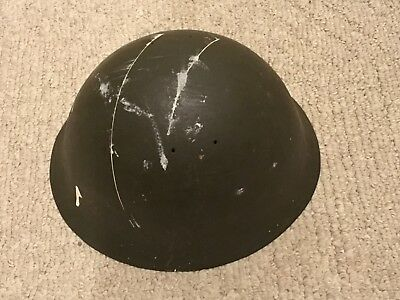 original WWII Japanese steel Army Helmet