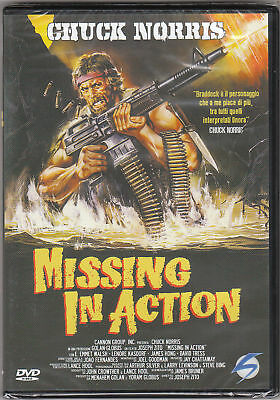 Missing In Action - Dvd (Nuovo Sigillato) Chuck Norris