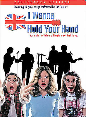 I Wanna Hold Your Hand New DVD! Ships Fast!
