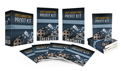 Video Marketing Profit Kit and Video Upgrade! With Resell Rights!