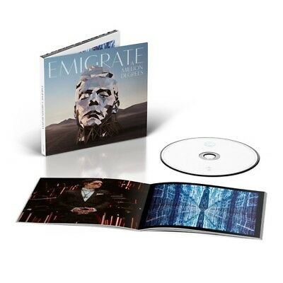 Emigrate ~ A Million Degrees ~ NEW CD Digipack 2018 ~  Richard Kruspe RAMMSTEIN