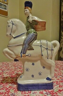 Rye Pottery England Chaucer's The Canterbury Tales THE SQUIRE Figurine
