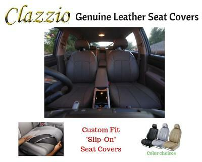 Amazing Clazzio Genuine Leather Seat Covers For 2015 2018 Ford F150 Spiritservingveterans Wood Chair Design Ideas Spiritservingveteransorg