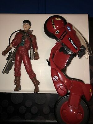 AKIRA  Motorcycle With Kaneda McFarlane Shipped From Chicago IL