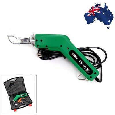 Practical Hand Held Hot Heating Knife Cutter for Rope & Fabric Cutting US Plug
