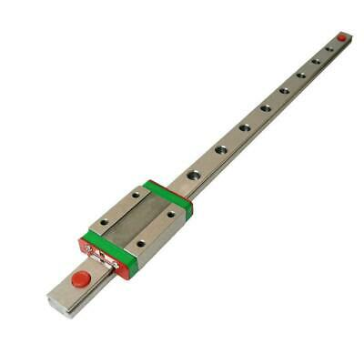 Miniature Linear Slide Rail Guide+MGN12H Sliding Block DIY CNC 3D Printer Kits