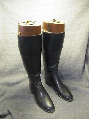 RARE Revolutionary War General Cadwalader Family English Riding Boots with Trees