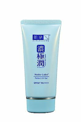 Hada Labo Japan UV Creamy Gel Sunscreen SPF 50+ PA++++ 50 ml Japan New Free Ship