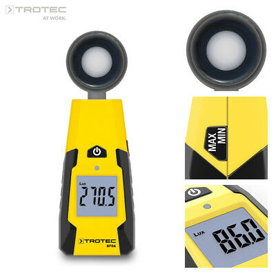 TROTEC BF06 Lux Meter Light Meter Luminometer