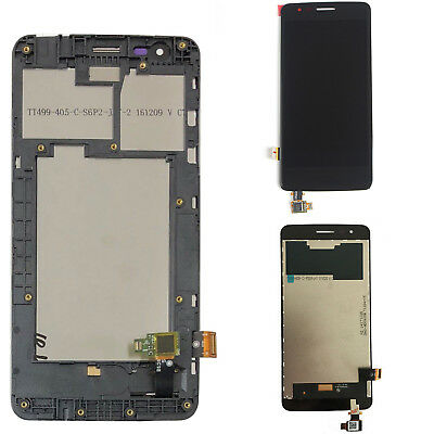Replace Touch Screen Digitizer LCD Display Assembly for LG K8 2017(X24) + Frame