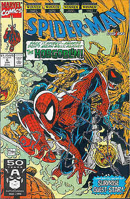 Spiderman # 6 (Todd McFarlane) (USA, 1991)