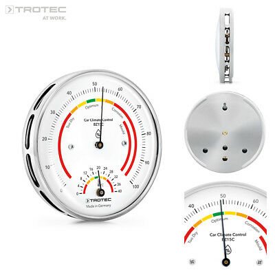 TROTEC BZ15C Thermo-Hygrometer | Hygrometer Thermometer | Humidity Temperature
