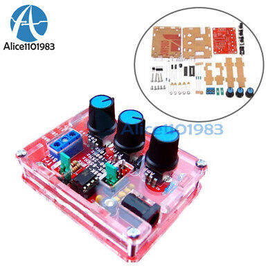 XR2206 Function Signal Generator Sine Triangle Square Output 1HZ-1MHZ DIY Kits