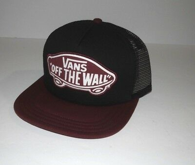 9ab17746444 NEW VANS BEACH Girl Gradient Festival Womens Trucker Snapback Cap ...
