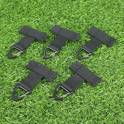 for Hunting Use Nylon Triangle Keychain Carabiner Backpack Hook Hanger Buckle