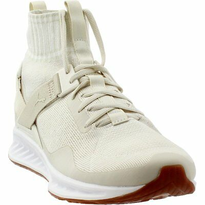 70f3a3f9594 PUMA IGNITE EVOKNIT Hypernature Running Shoes - Beige - Mens ...