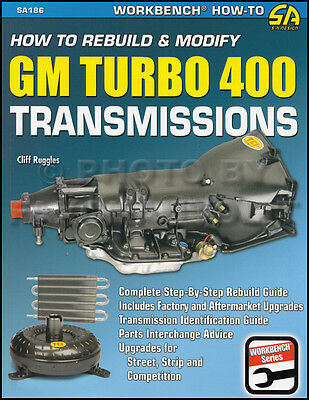 How To Rebuild Modify Turbo 400 Getriebe 1964-1990 Chevy GMC Buick Pontiac