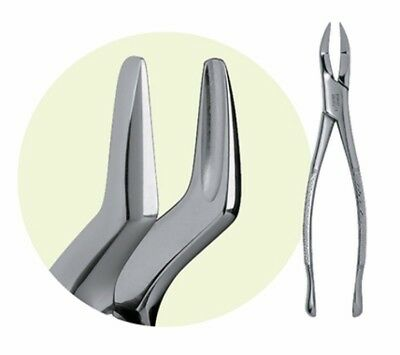 Dental Extraction Forcep Fig.65  Upper Centrals & Canines Dentist Surgery Tools