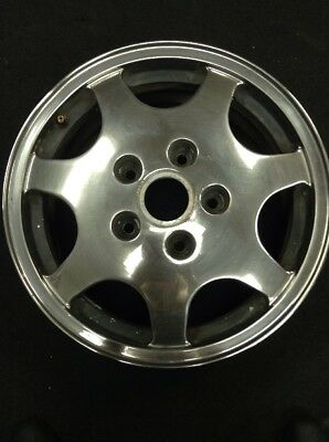 PORSCHE 911 OEM 16X6 1984-1994 Carrera Speedster Turbo Alloy Wheel Rim