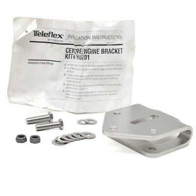 Teleflex Boat Center Bracket HA6701 | Tie Bar Stainless Steel (Kit)