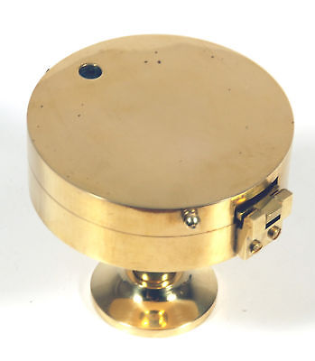 """3"""" Stand Compass Solid Brass"""