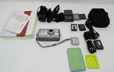 Canon PowerShot S40 4 MP Digital Camera 3x Zoom PC1016 09/TOOLSALE