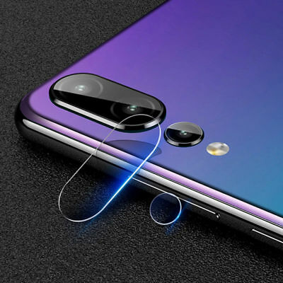 Back Camera Lens Tempered Glass Protector Film for Huawei P20 Pro UV Protection