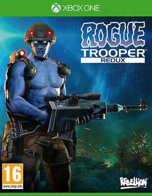 Rogue Trooper Redux (Xbox One)  BRAND NEW AND SEALED - IN STOCK - QUICK DISPATCH