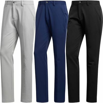 adidas Golf 2019 Mens Ultimate 365 Fall-Weight Water Resistant Golf Trousers