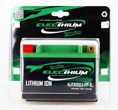 Lithium Batterie ELECTHIUM YT12A-BS Lithium-Ion LiFePO