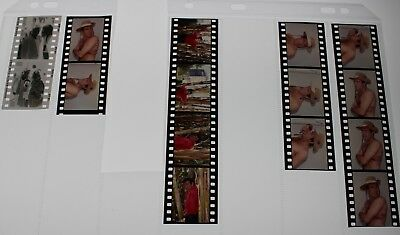Christopher George VINTAGE LOT OF 35MM SLIDE TRANSPARENCY PHOTO #2