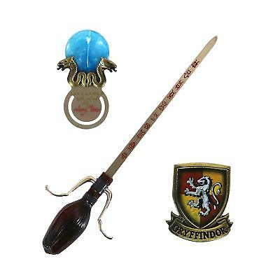 Harry Potter 3 Piece Bookmark Stationary Set (Order of the Phoenix) NEW!