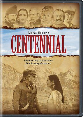 Centennial: The Complete Series New DVD! Ships Fast!