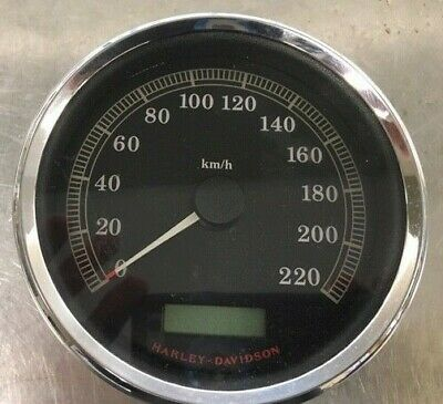 Harley-Davidson Speedometer Assembly, Part# 67197-08 (Ops6354)
