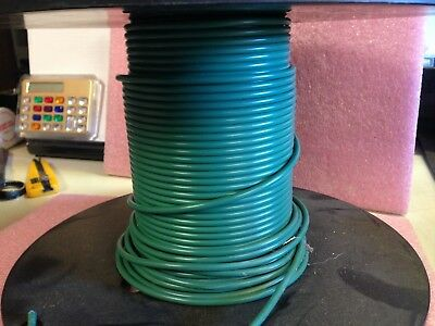 3.16lbs 100-+ft ? Spool of 12AWG Green Stranded Machine Tool Wire 1015-12/65-5 j