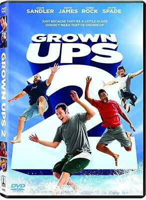 Grown Ups 2 (DVD, 2013) NEW