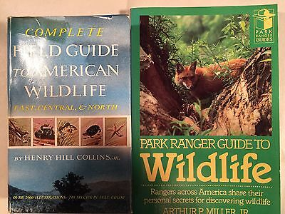 Field Guide to American Wildlife: East, Central, North & Park Ranger Guide to WL