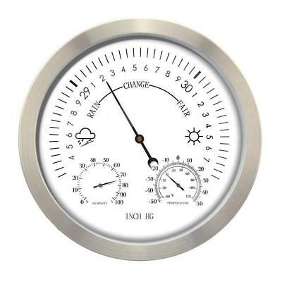 The Clime Barometer / Weather Station 30cm Gardman 17218