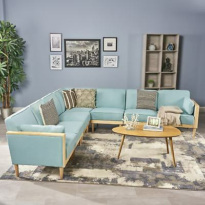 Very Large Beige Sectional Sofa 10 8 X 11 8 Must Go Reduced