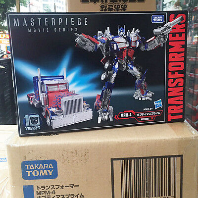 86127 TAKARA TRANSFORMERS  MPM04 MPM-04 MASTERPIECE OPTIMUS PRIME