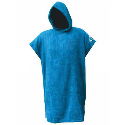 Bugz Poncho Frottee Surf blau 2017