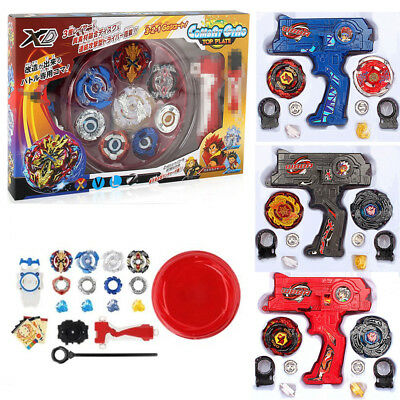 Kreisel für Beyblade Metall Fusion Arena Set Bayblade Metal Mester Fight Top Toy