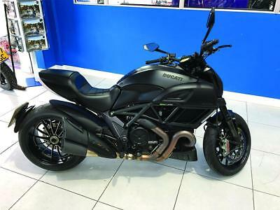 2015 Ducati DIAVEL Save £300. Was £11295. Now £10995.00 Stunning low mileage Dia