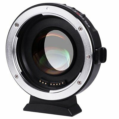 VILTROX EF-M2 Auto Focus Lens Adapter For Canon EF Lens to Micro 4/3 M4/3 Camera